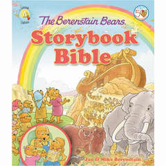 The Berenstain Bears Storybook Bible Audiobook, by Jan Berenstain, Mike Berenstain