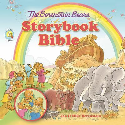 The Berenstain Bears Storybook Bible Audiobook, by Jan Berenstain
