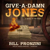 Give-a-Damn Jones Audiobook, by Bill Pronzini