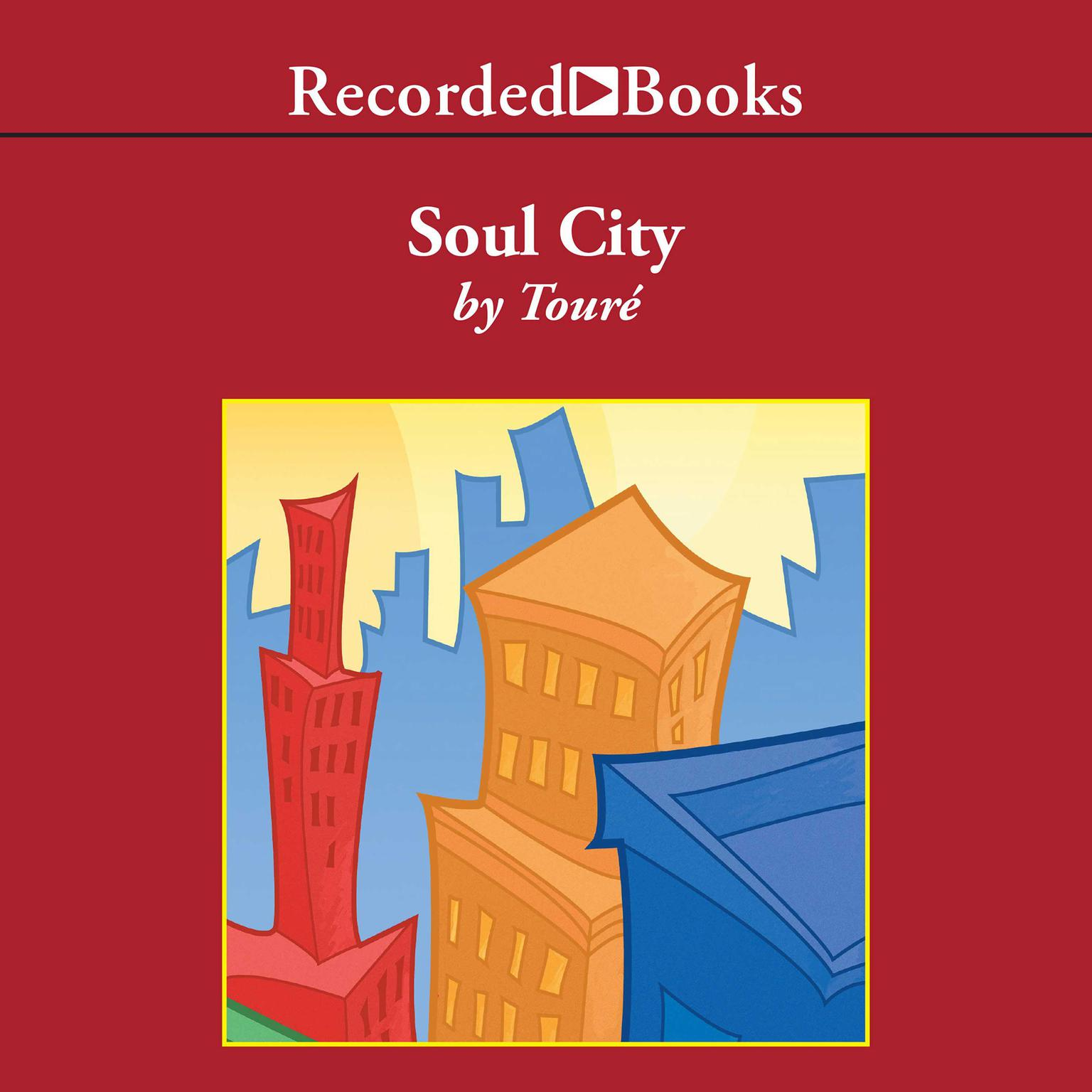 Printable Soul City Audiobook Cover Art