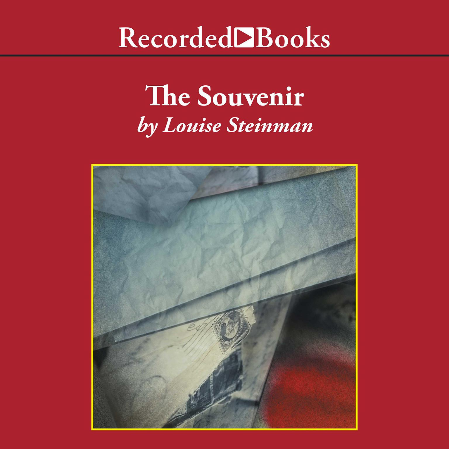 Printable The Souvenir: A Daughter Discovers Her Father's War Audiobook Cover Art