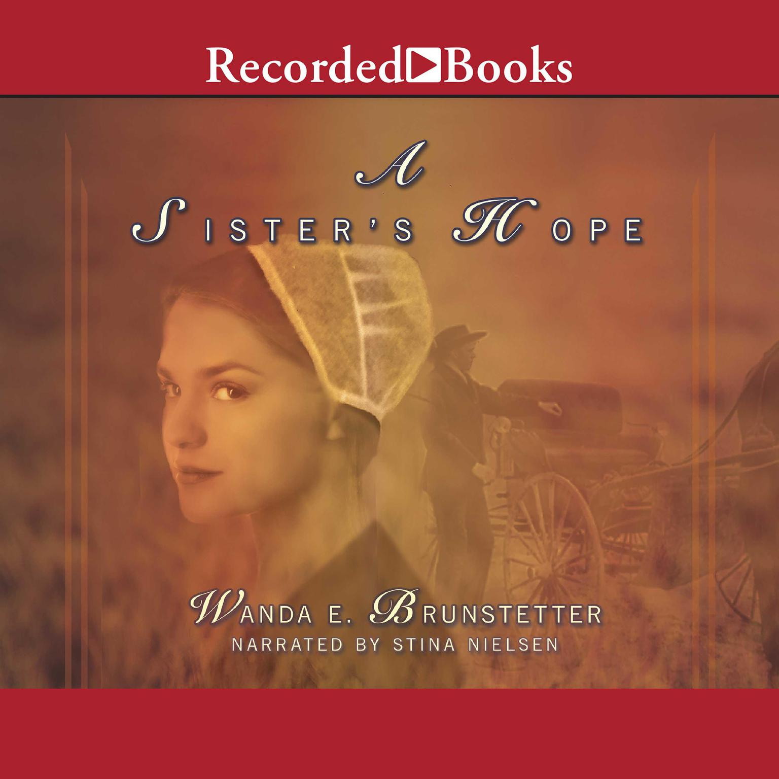 Printable A Sister's Hope Audiobook Cover Art