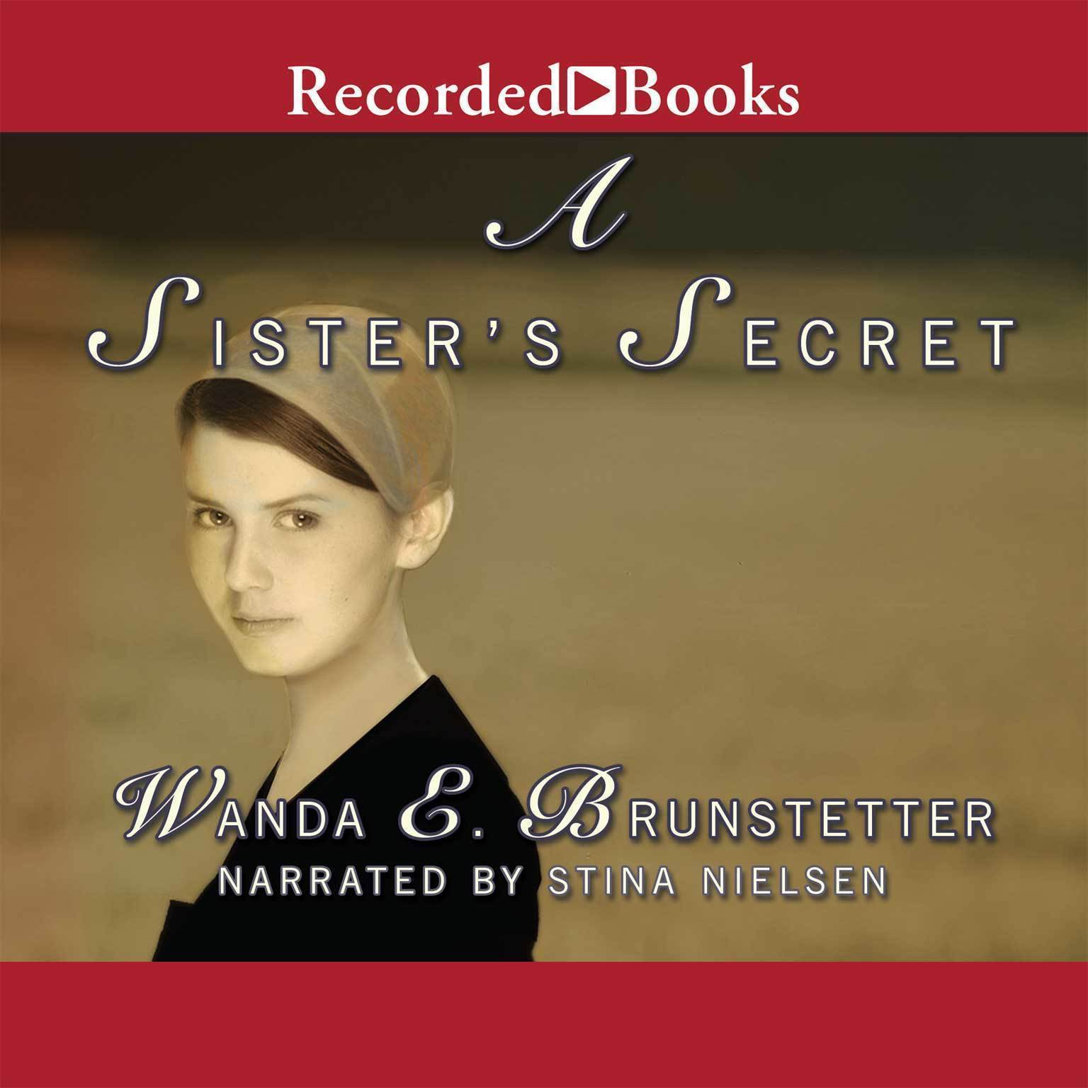 Printable A Sister's Secret Audiobook Cover Art
