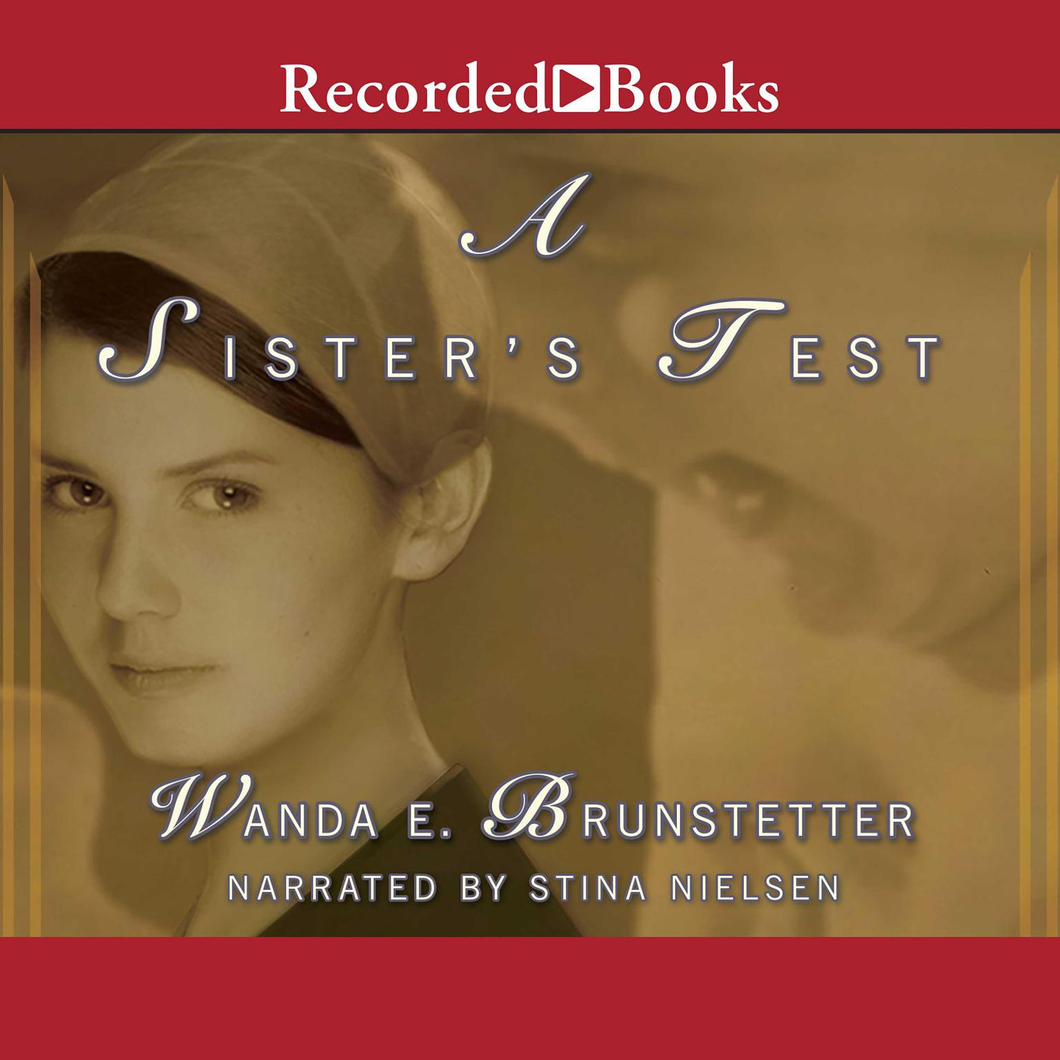Printable A Sister's Test Audiobook Cover Art