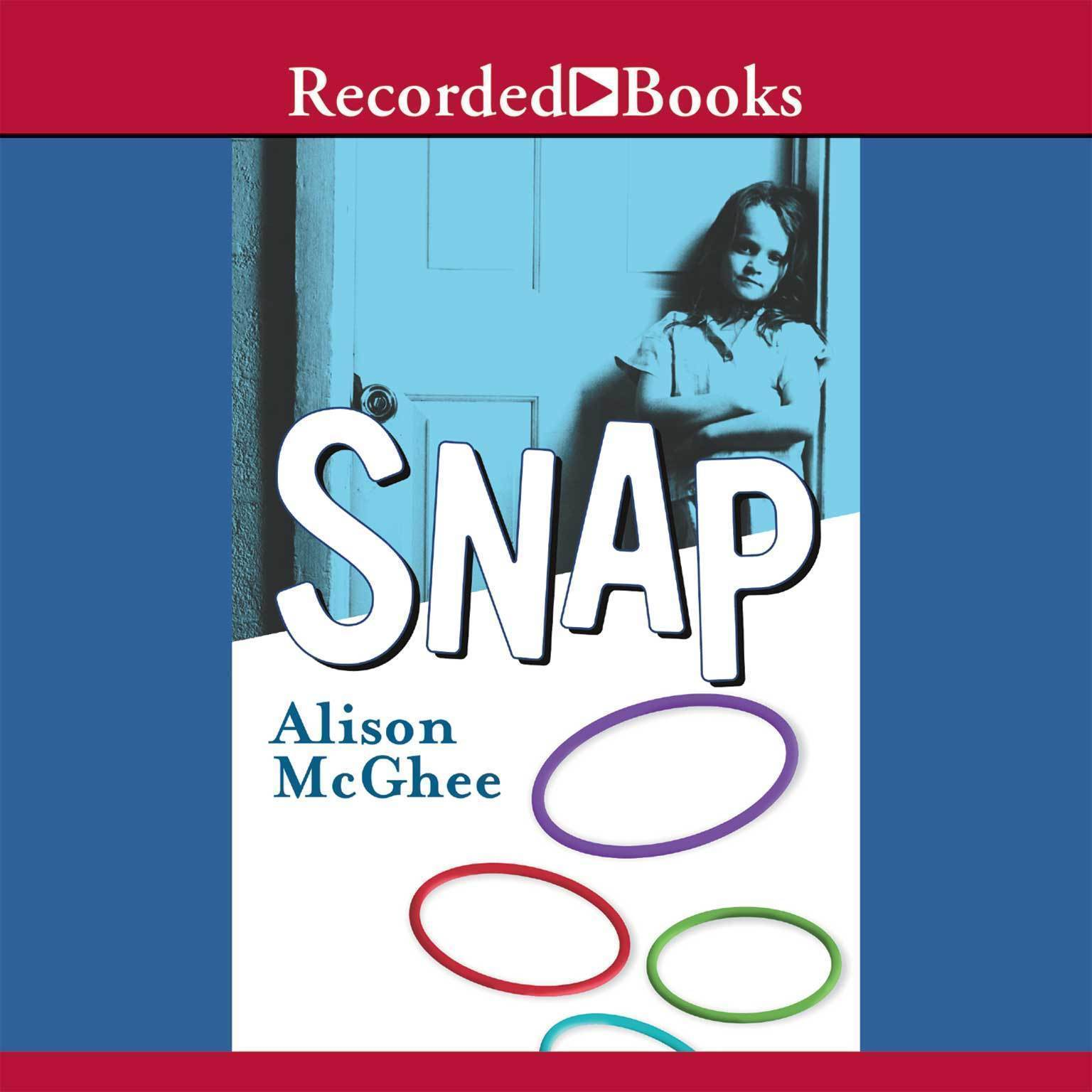 Printable Snap Audiobook Cover Art