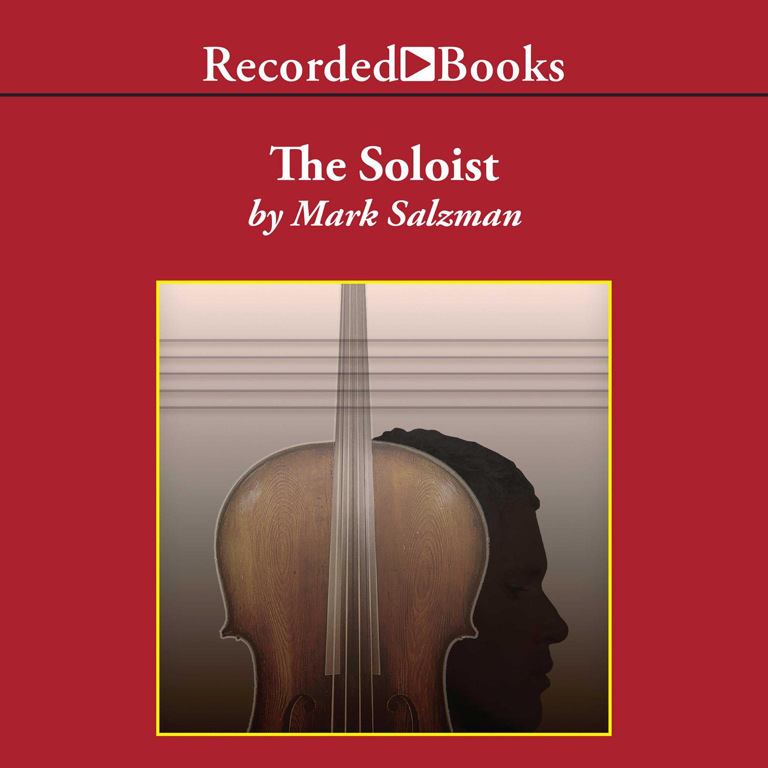 Printable The Soloist Audiobook Cover Art