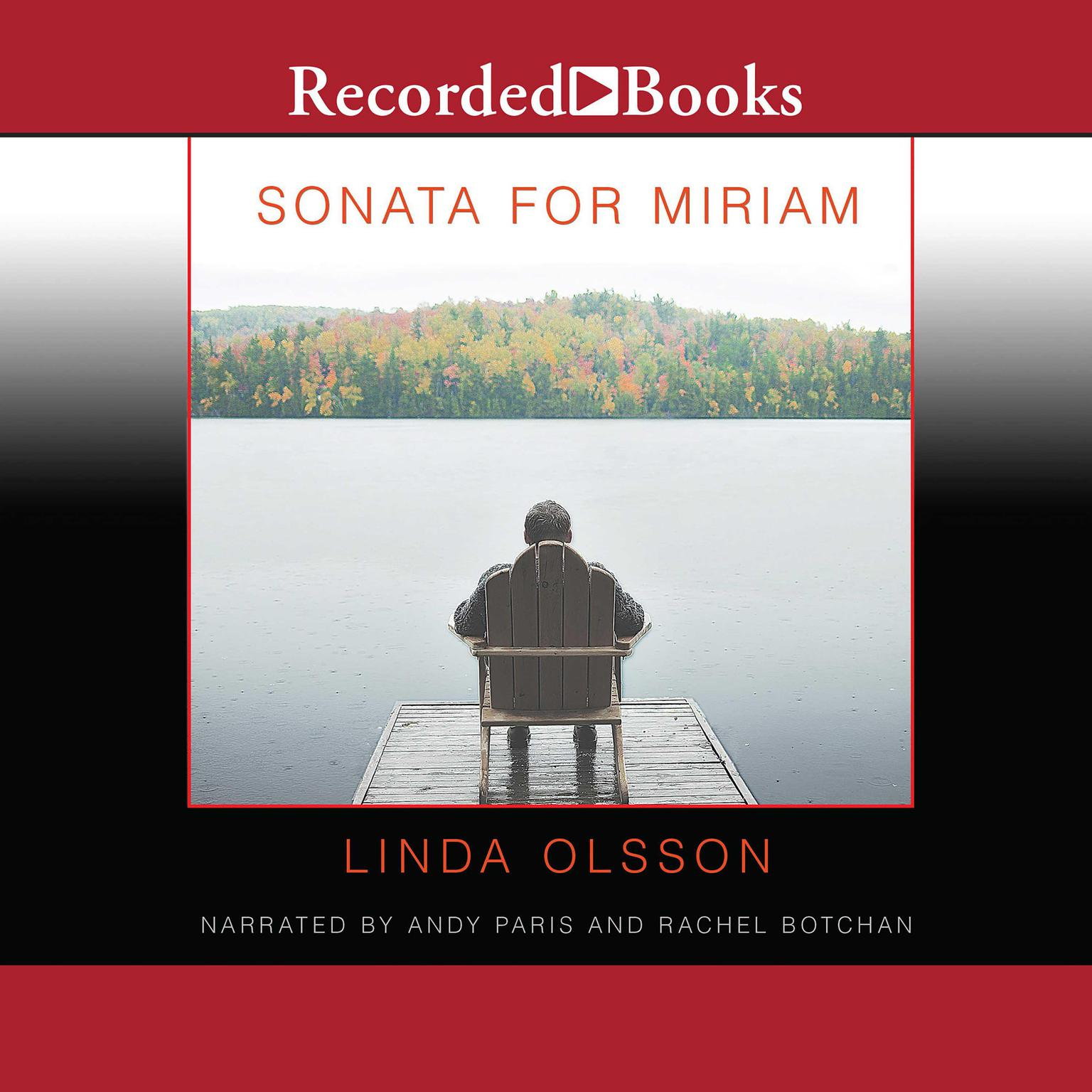 Printable Sonata for Miriam: A Novel Audiobook Cover Art