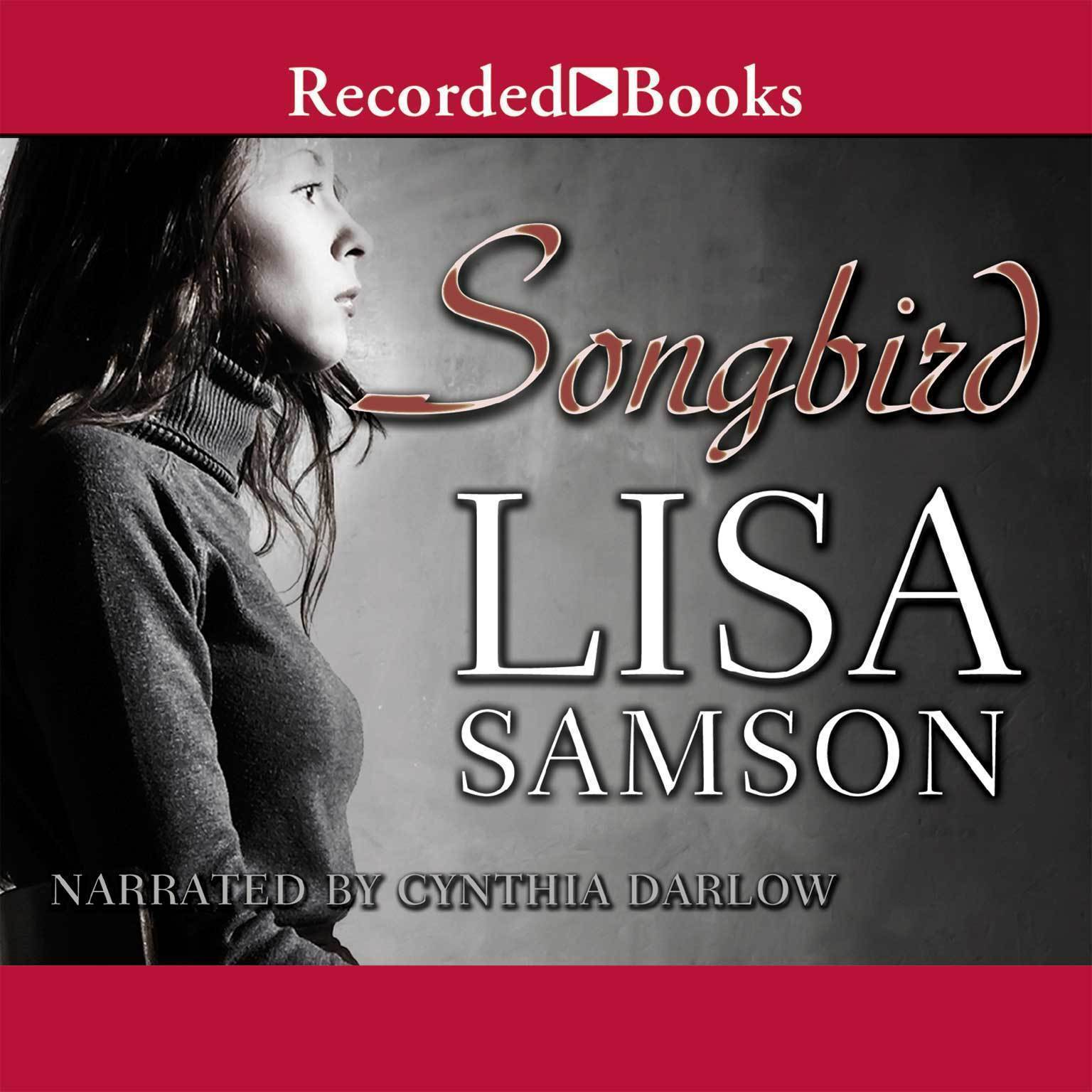 Printable Songbird Audiobook Cover Art