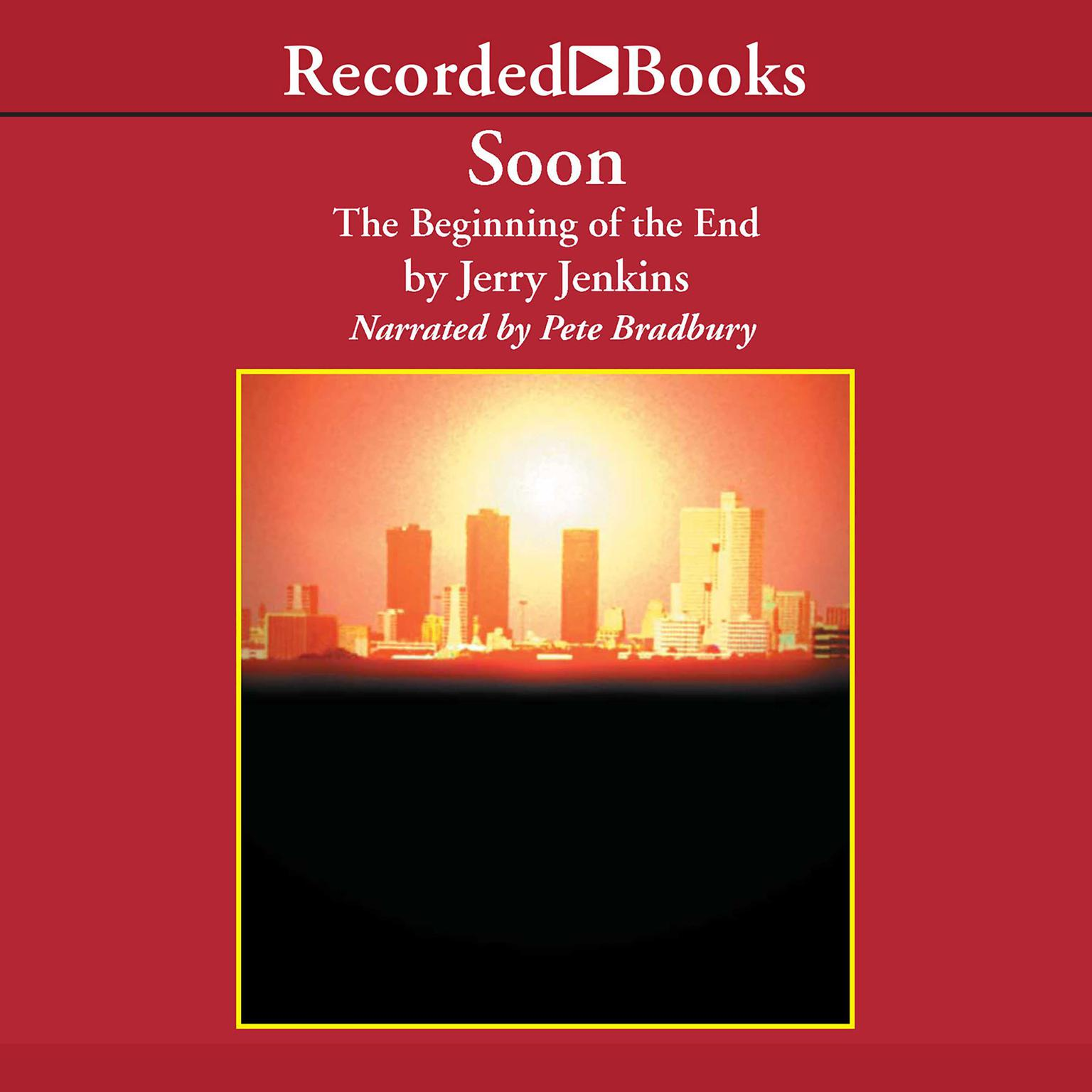 Printable Soon: The Beginning of the End Audiobook Cover Art