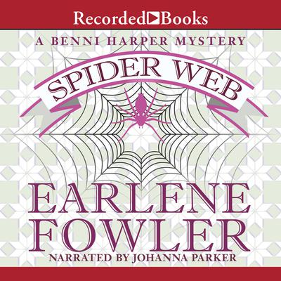 Spider Web Audiobook, by Earlene Fowler