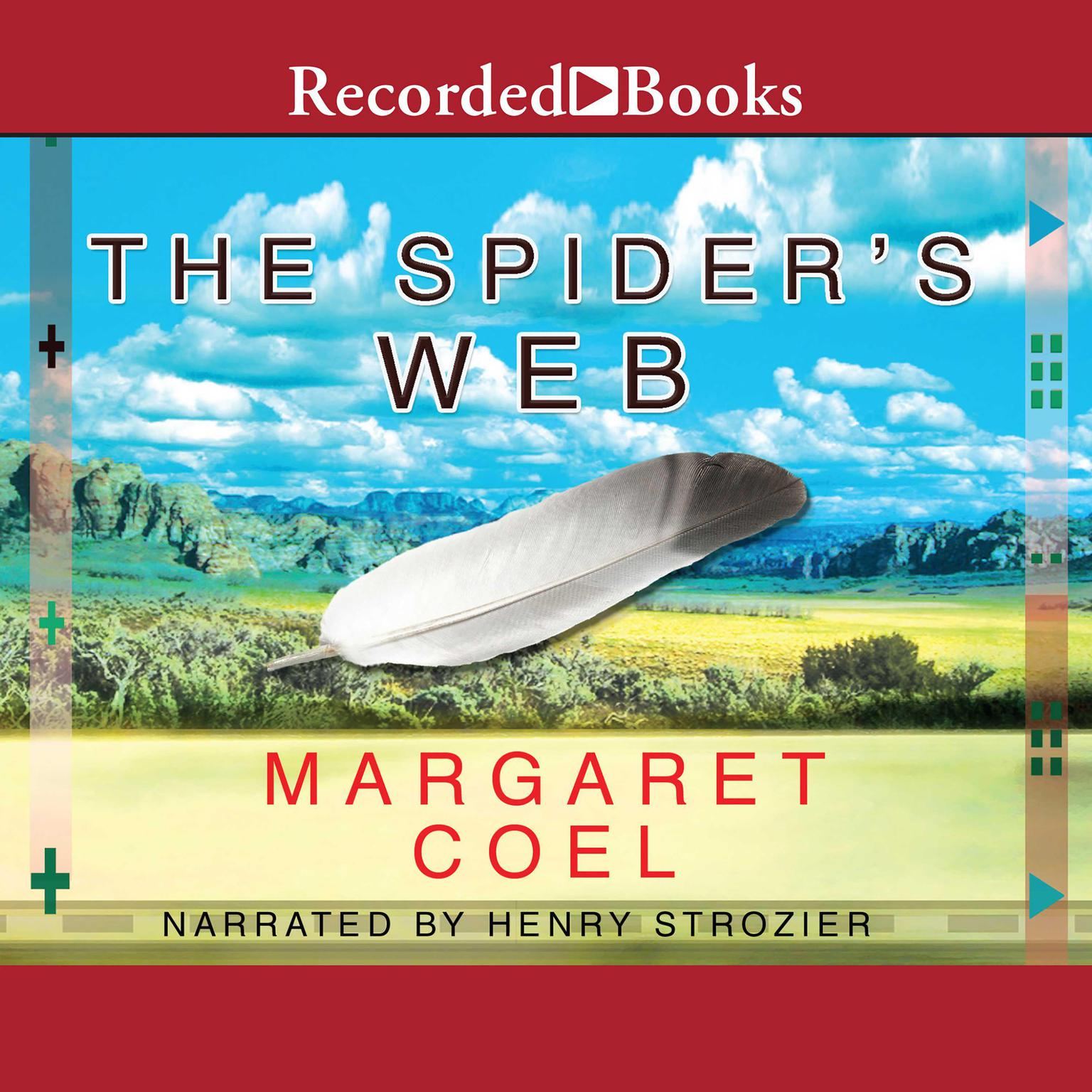Printable The Spider's Web Audiobook Cover Art