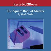 The Square Root of Murder Audiobook, by Paul Zindel
