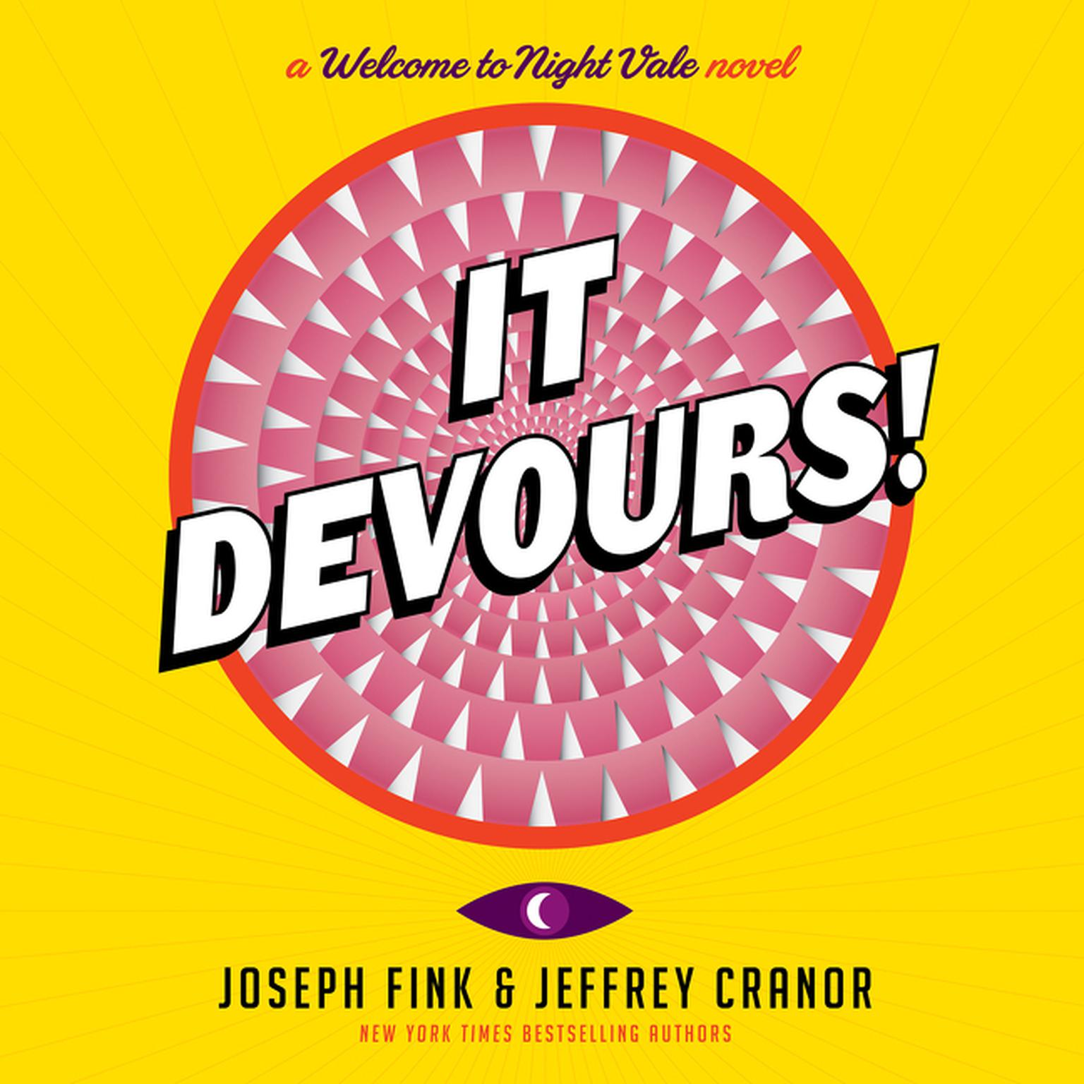 Printable It Devours!: A Welcome to Night Vale Novel Audiobook Cover Art