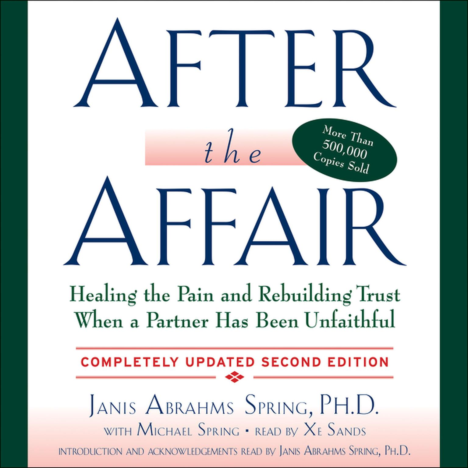 Printable After the Affair, Updated Second Edition Audiobook Cover Art