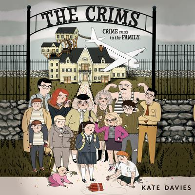 The Crims Audiobook, by Kate Davies