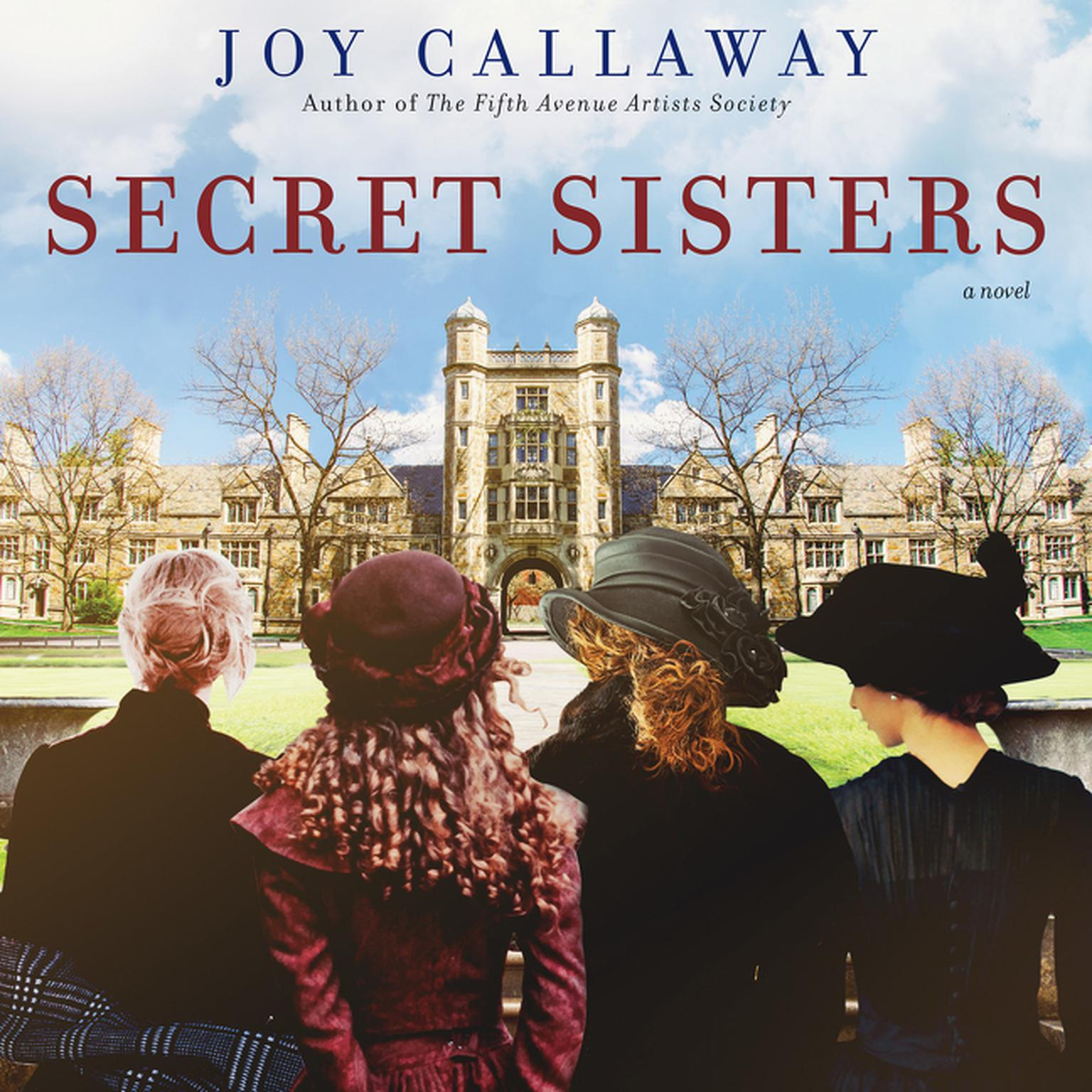Printable Secret Sisters: A Novel Audiobook Cover Art