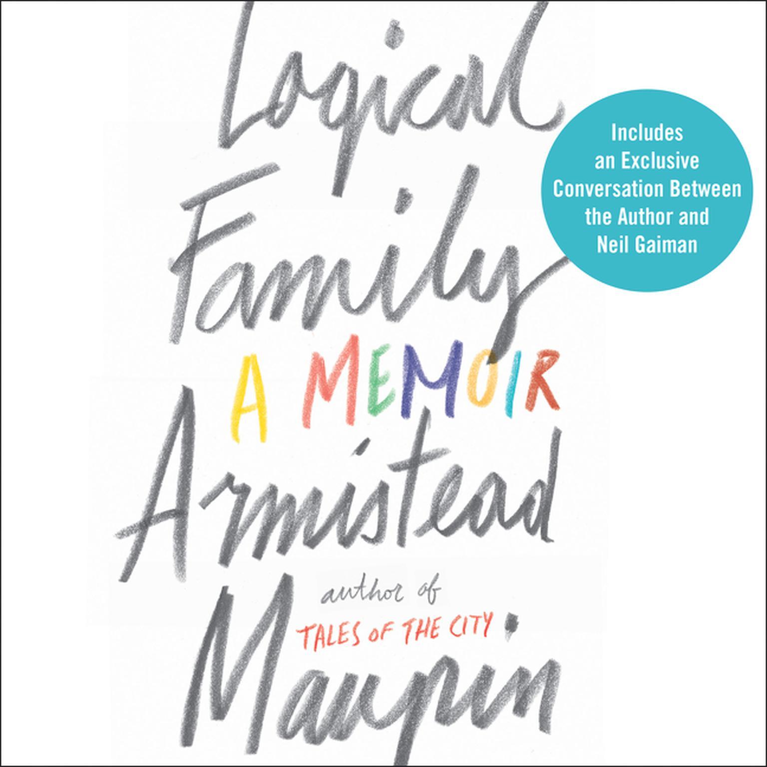 Printable Logical Family: A Memoir Audiobook Cover Art