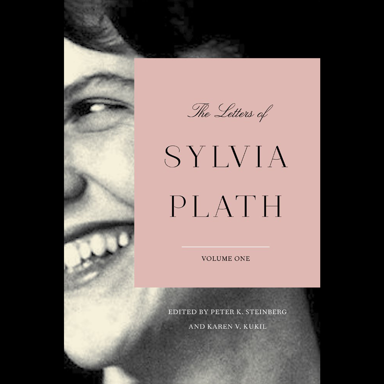 Printable The Letters of Sylvia Plath, Vol. 1: 1940–1956 Audiobook Cover Art