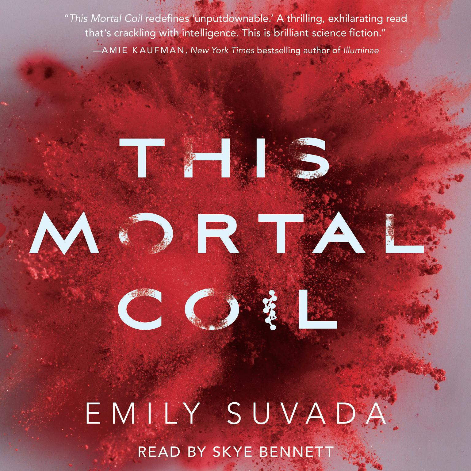 Printable This Mortal Coil Audiobook Cover Art