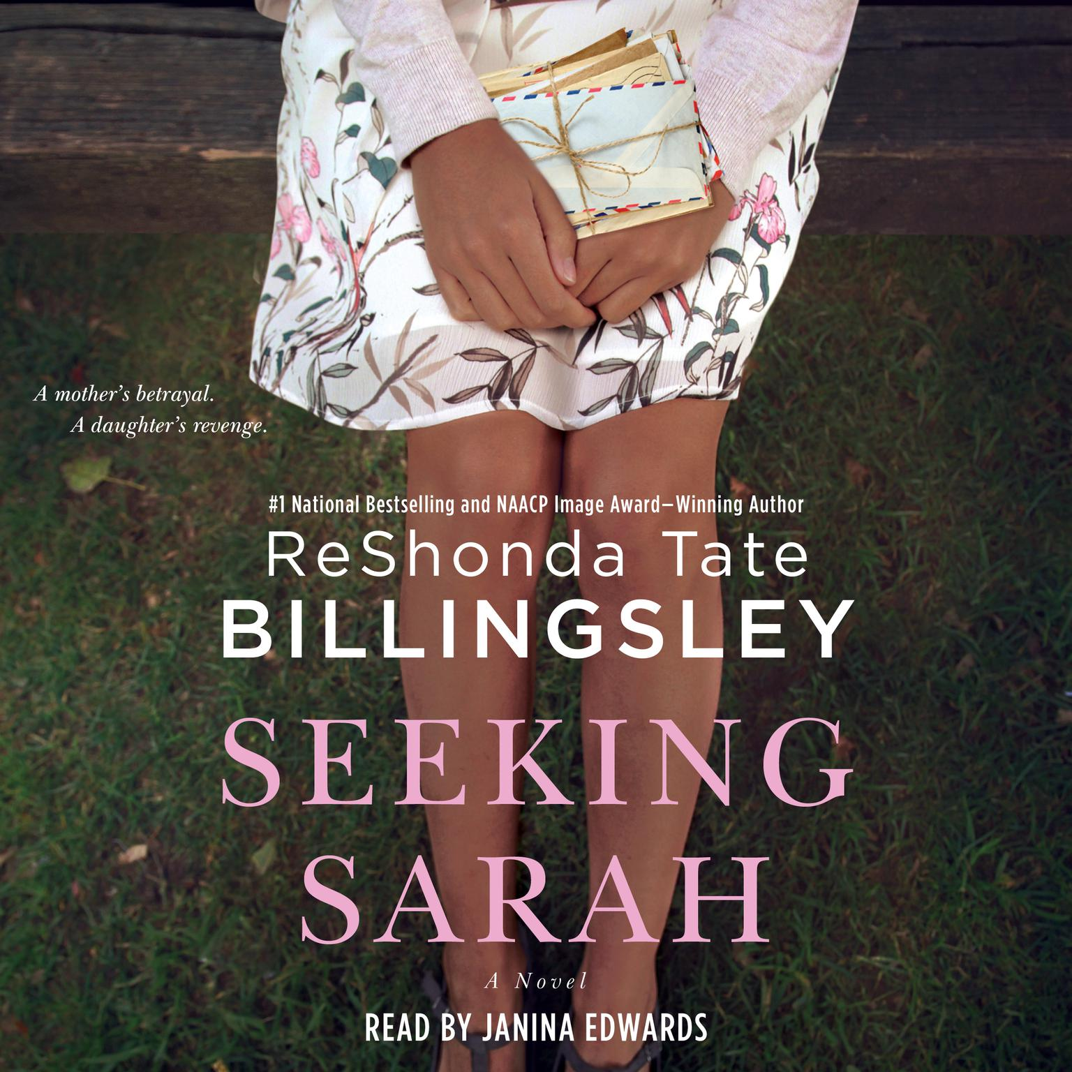 Printable Seeking Sarah: A Novel Audiobook Cover Art