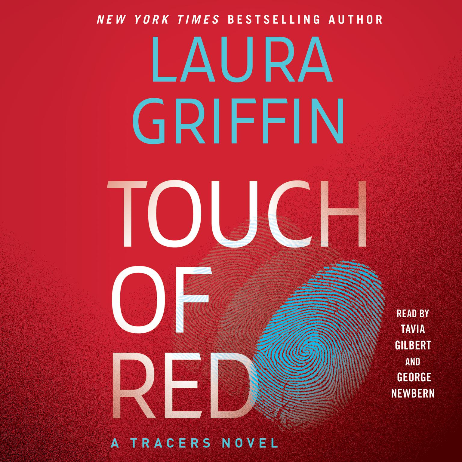 Printable Touch of Red Audiobook Cover Art
