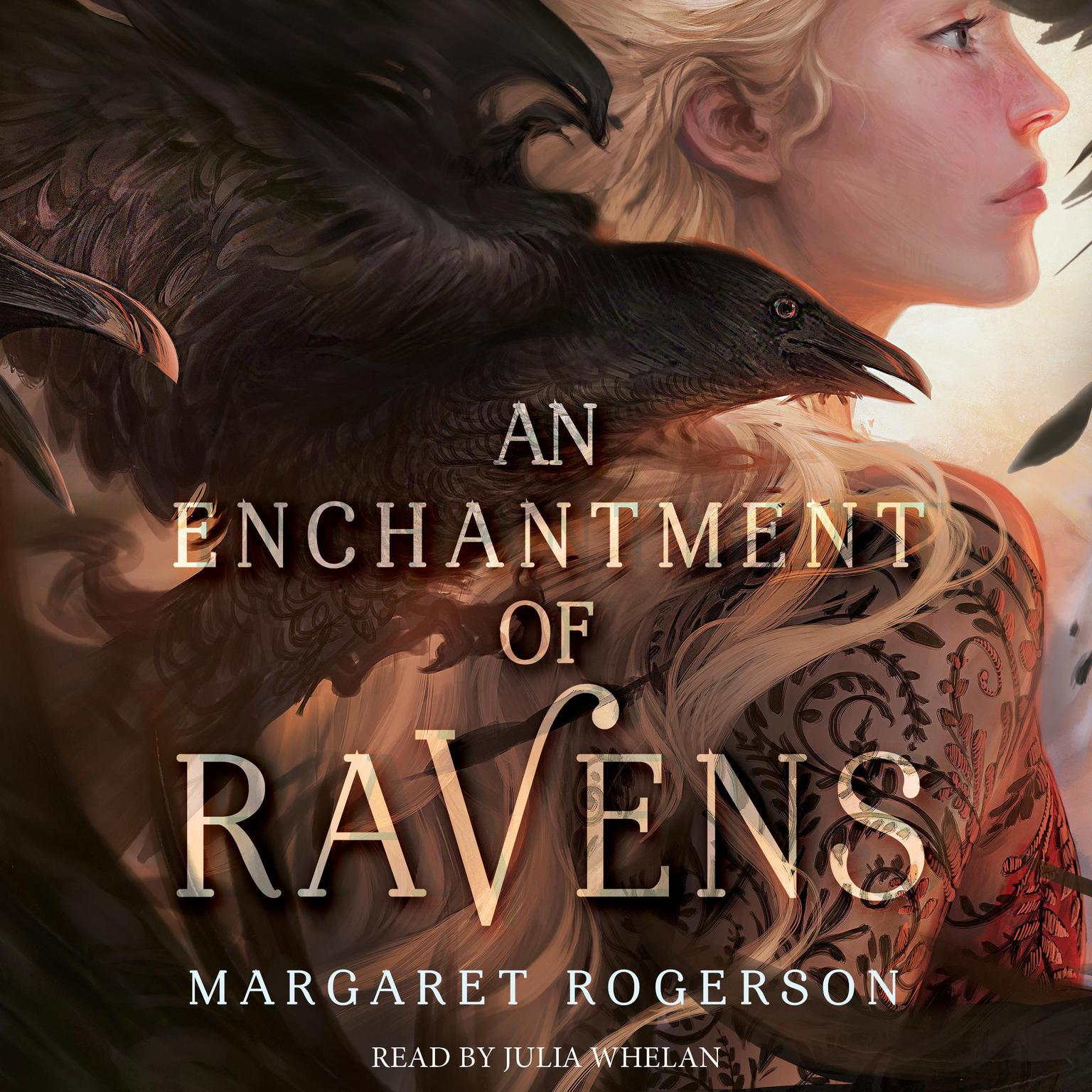 Printable An Enchantment of Ravens Audiobook Cover Art