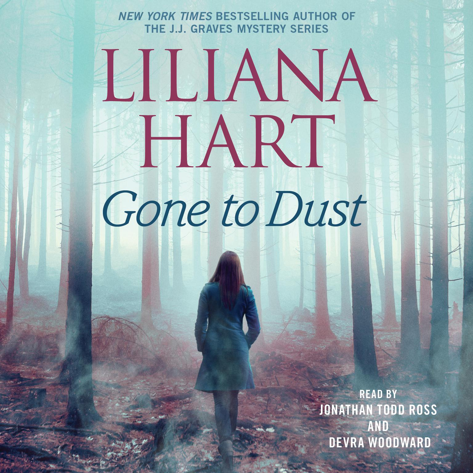 Printable Gone to Dust Audiobook Cover Art