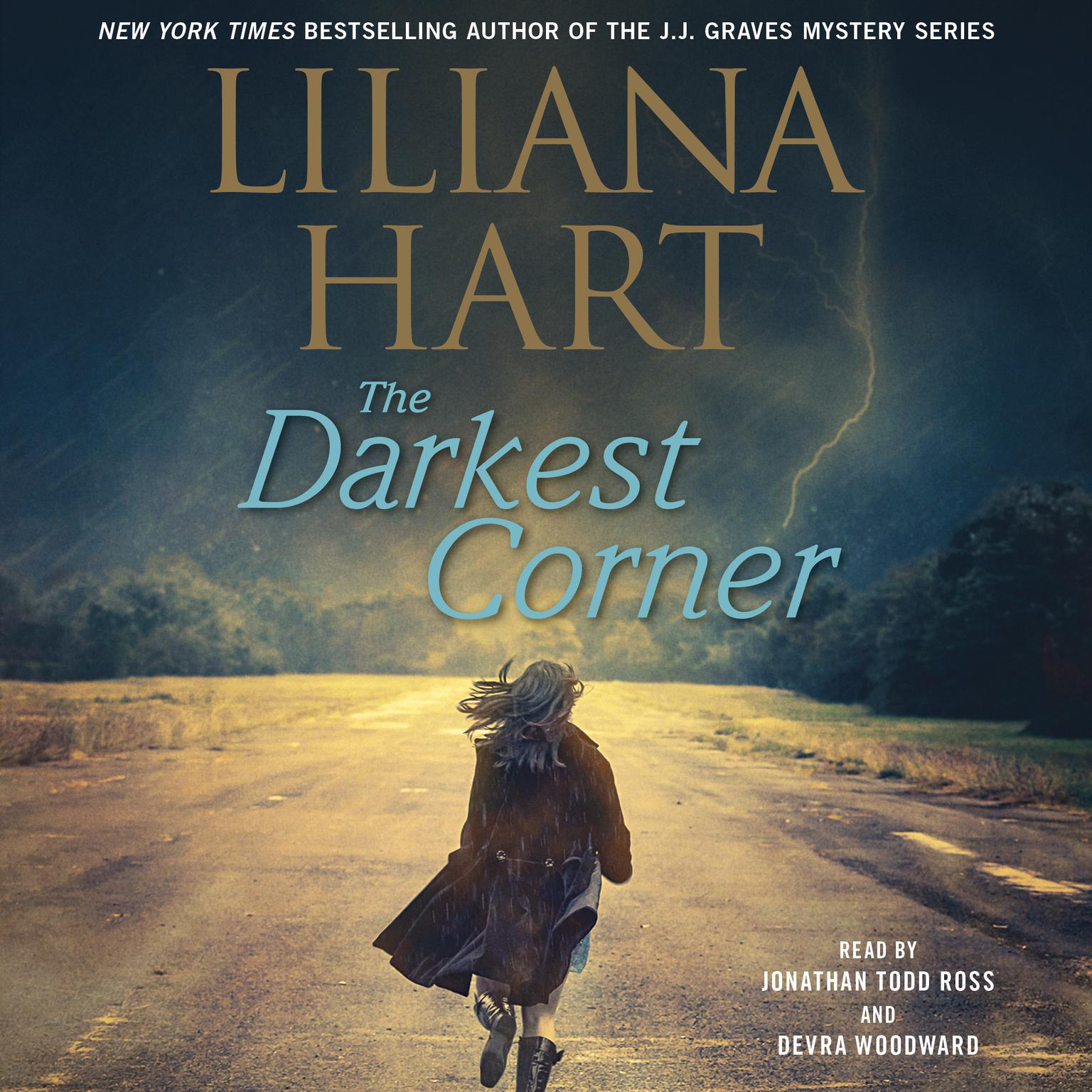 Printable The Darkest Corner Audiobook Cover Art