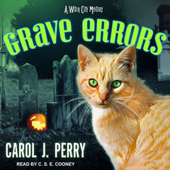 Grave Errors Audiobook, by Carol J. Perry