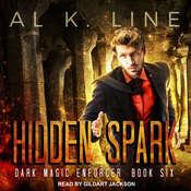 Hidden Spark Audiobook, by Al K. Line
