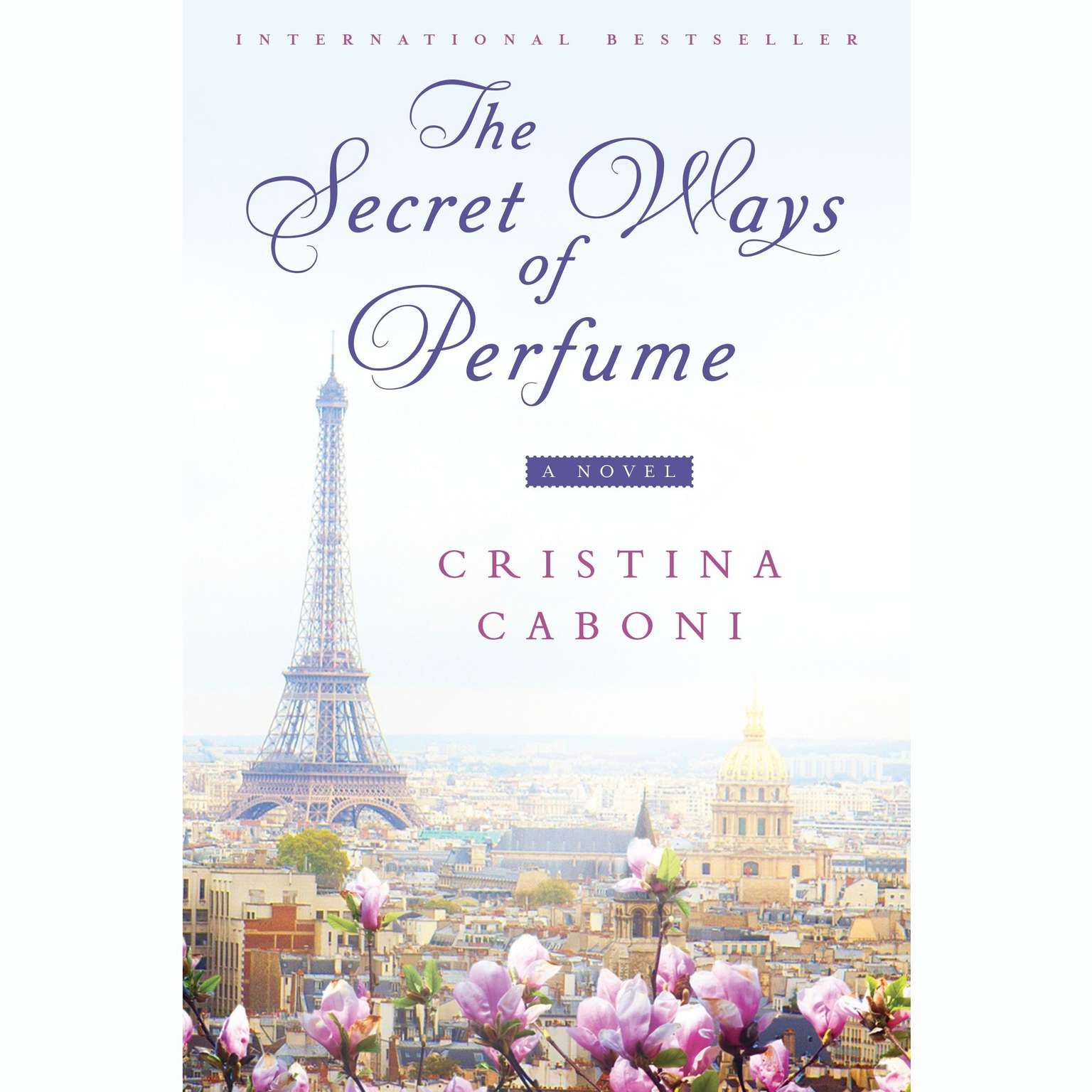 Printable The Secret Ways of Perfume Audiobook Cover Art