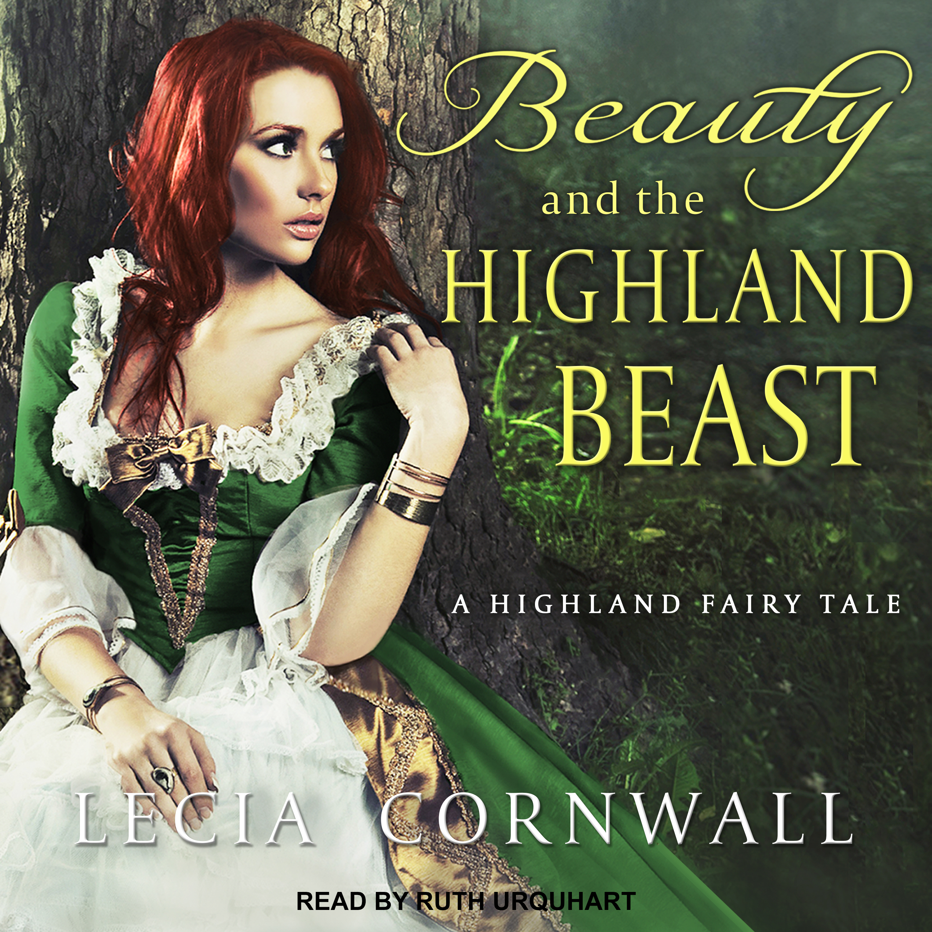 Printable Beauty and the Highland Beast Audiobook Cover Art