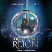 Long May She Reign Audiobook, by Rhiannon Thomas