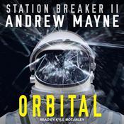 Orbital Audiobook, by Andrew Mayne