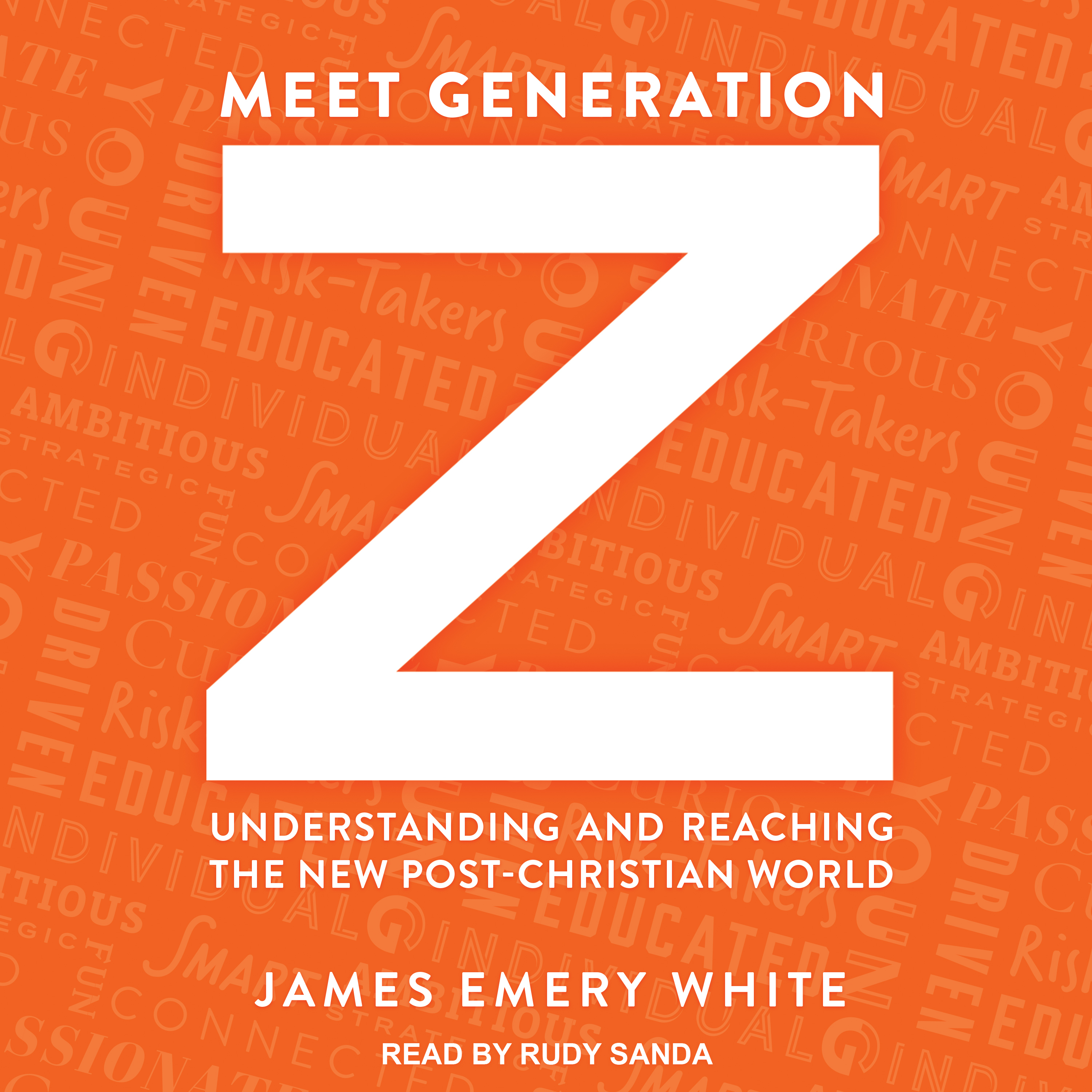 Printable Meet Generation Z: Understanding and Reaching the New Post-Christian World Audiobook Cover Art