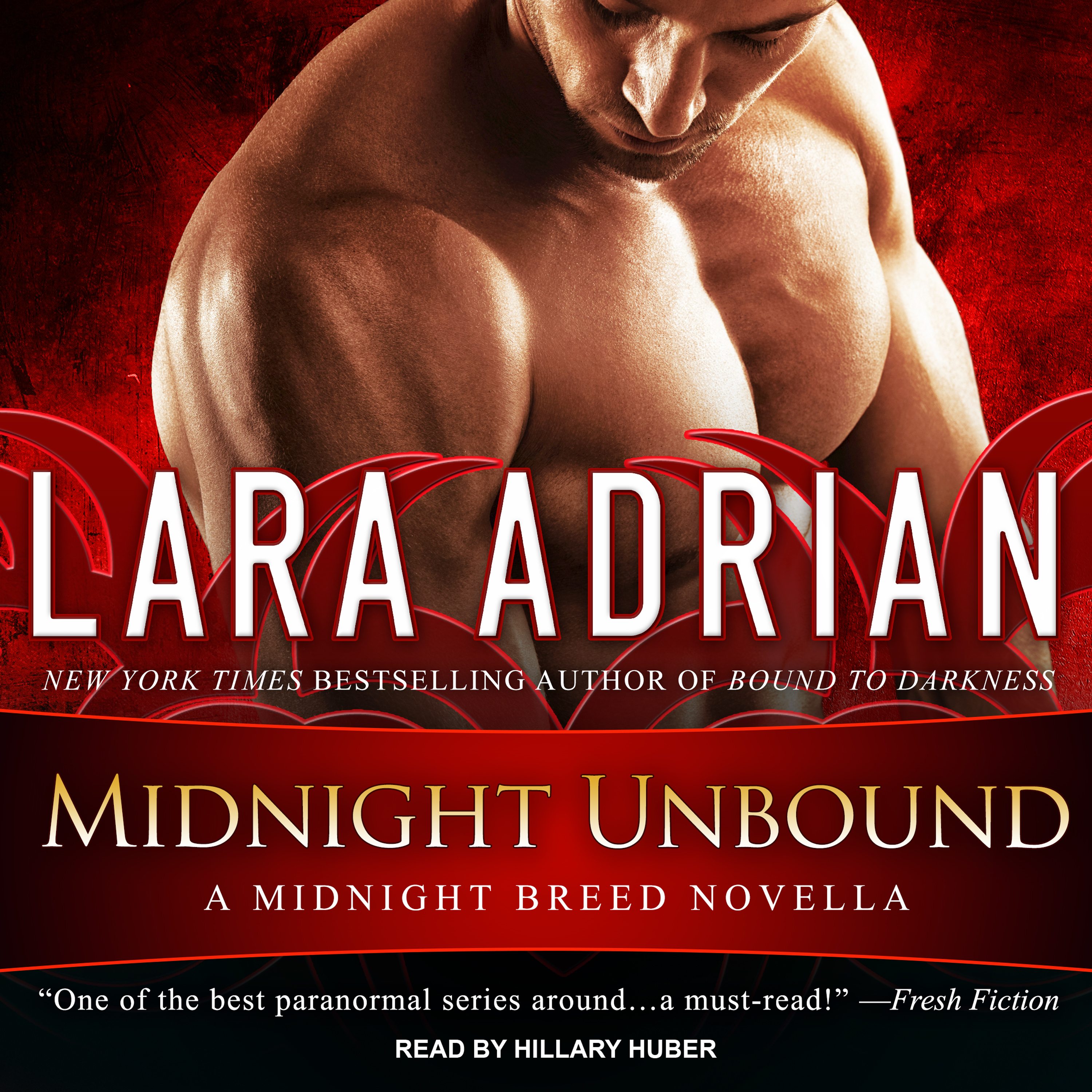 Printable Midnight Unbound Audiobook Cover Art
