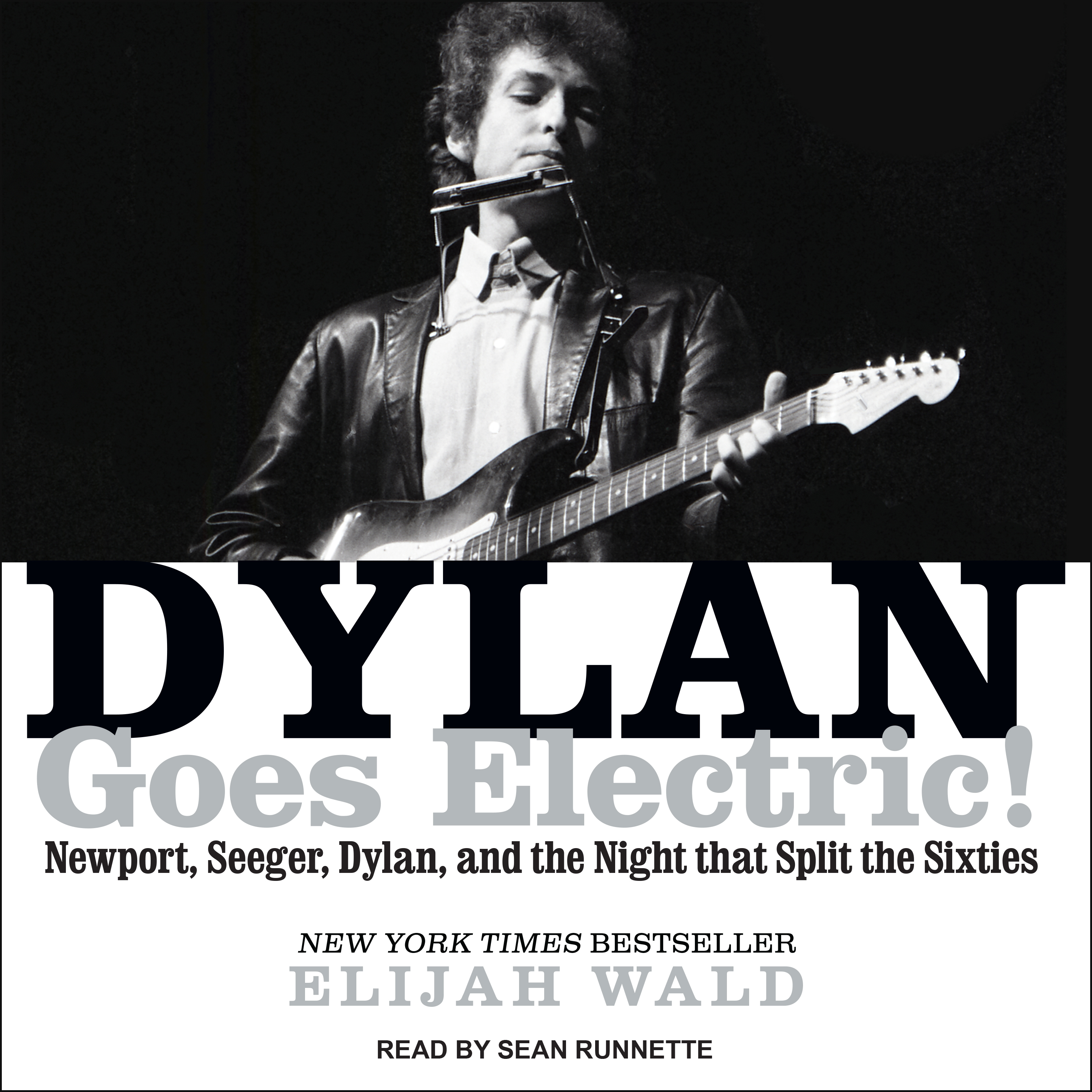 Printable Dylan Goes Electric!: Newport, Seeger, Dylan, and the Night That Split the Sixties Audiobook Cover Art