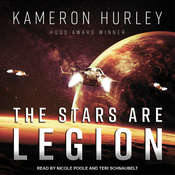 The Stars Are Legion Audiobook, by Kameron Hurley