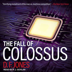 The Fall of Colossus  Audiobook, by D. F. Jones