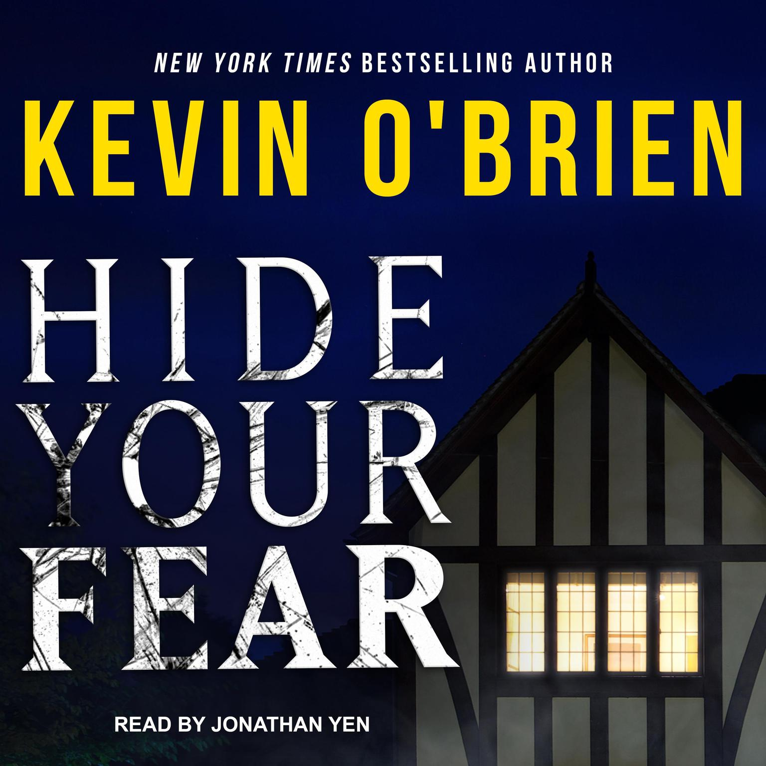 Printable Hide Your Fear Audiobook Cover Art