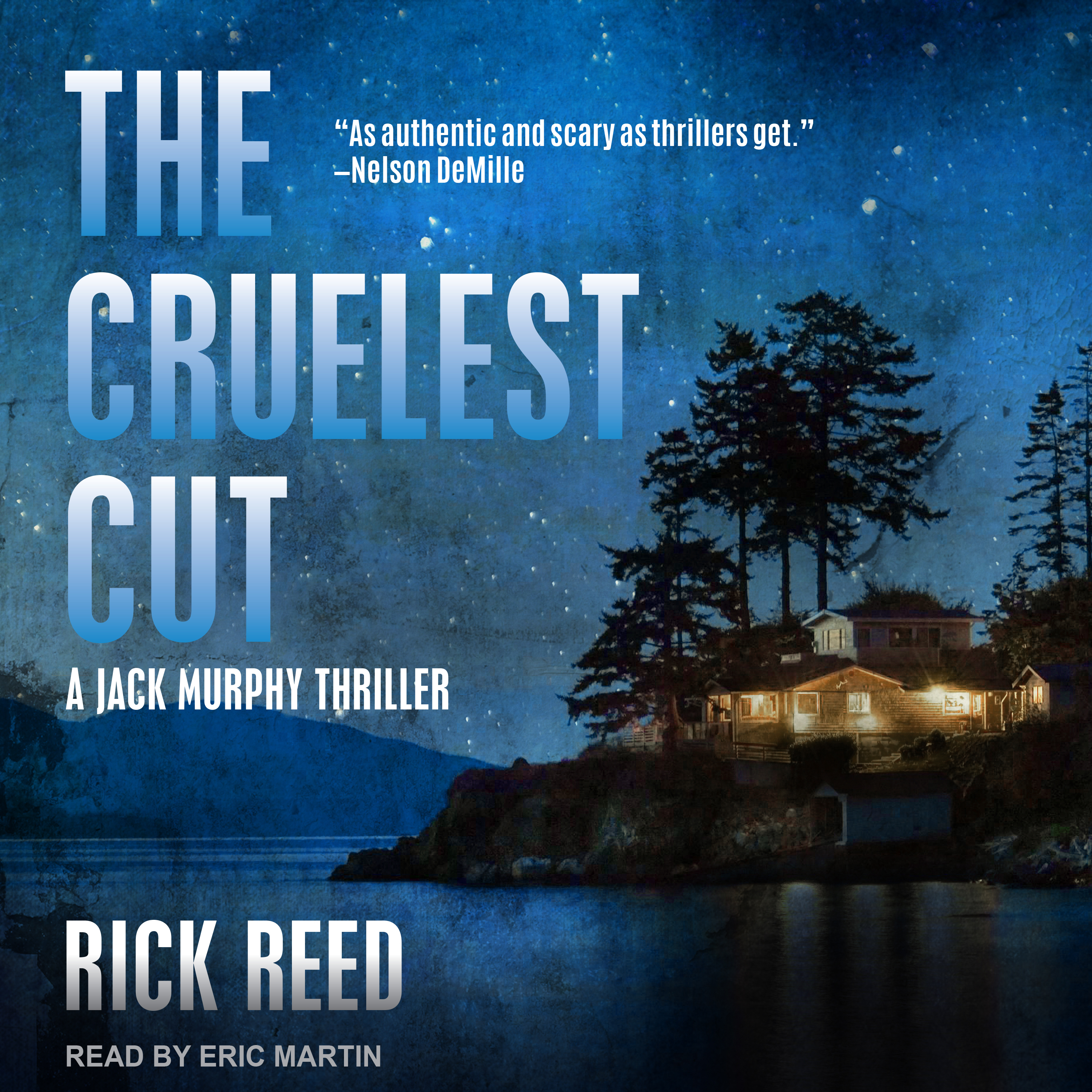 Printable The Cruelest Cut Audiobook Cover Art