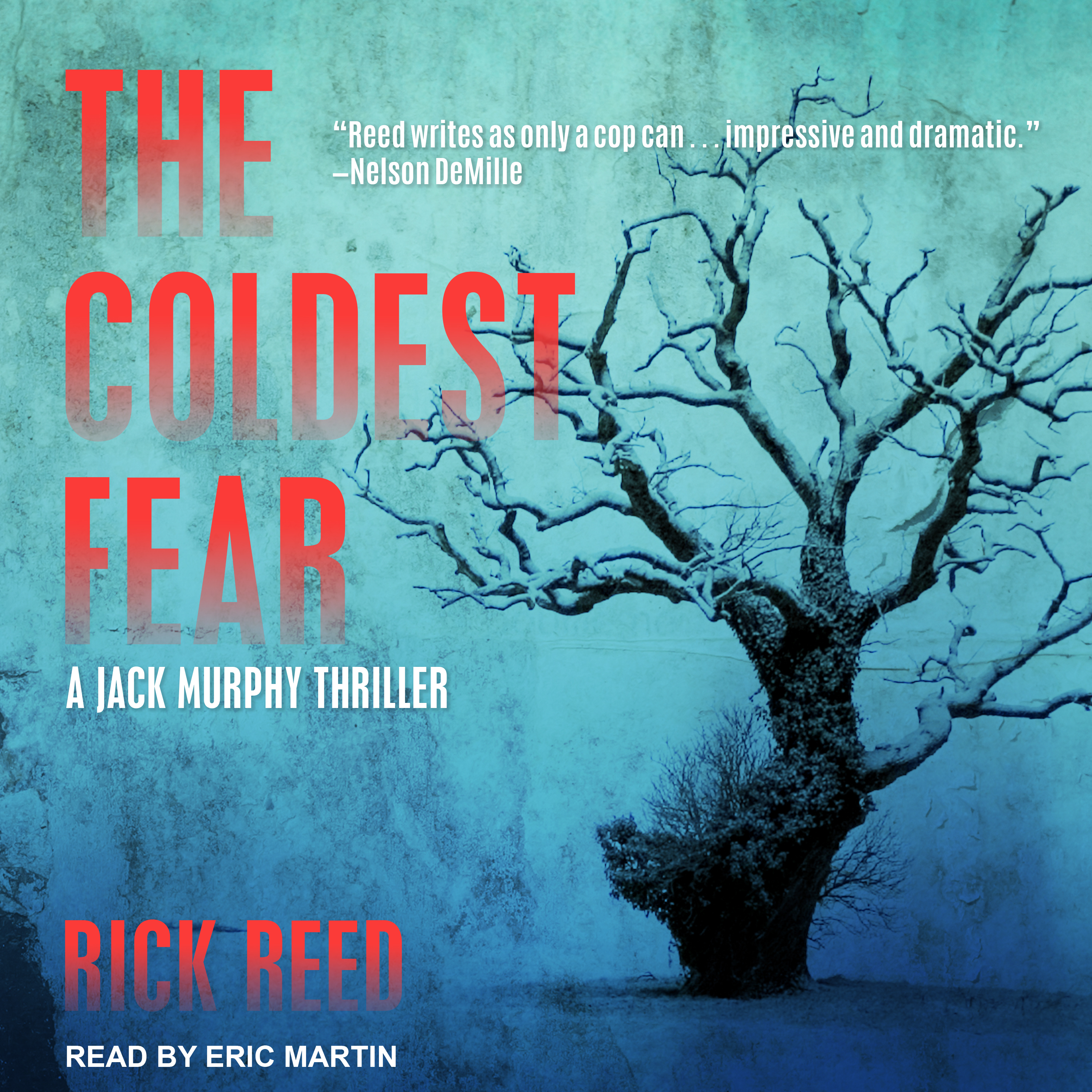 Printable The Coldest Fear Audiobook Cover Art