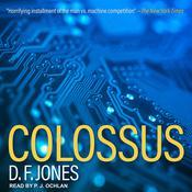 Colossus Audiobook, by D. F. Jones