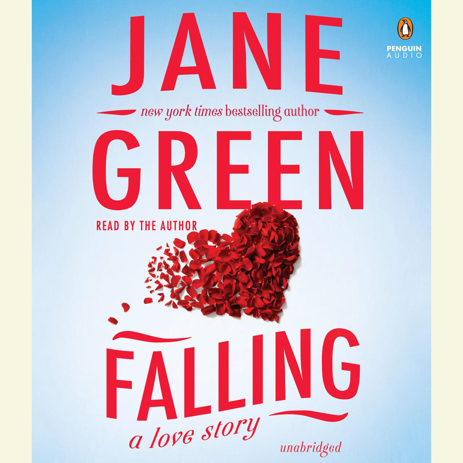 Printable Falling: A Love Story Audiobook Cover Art