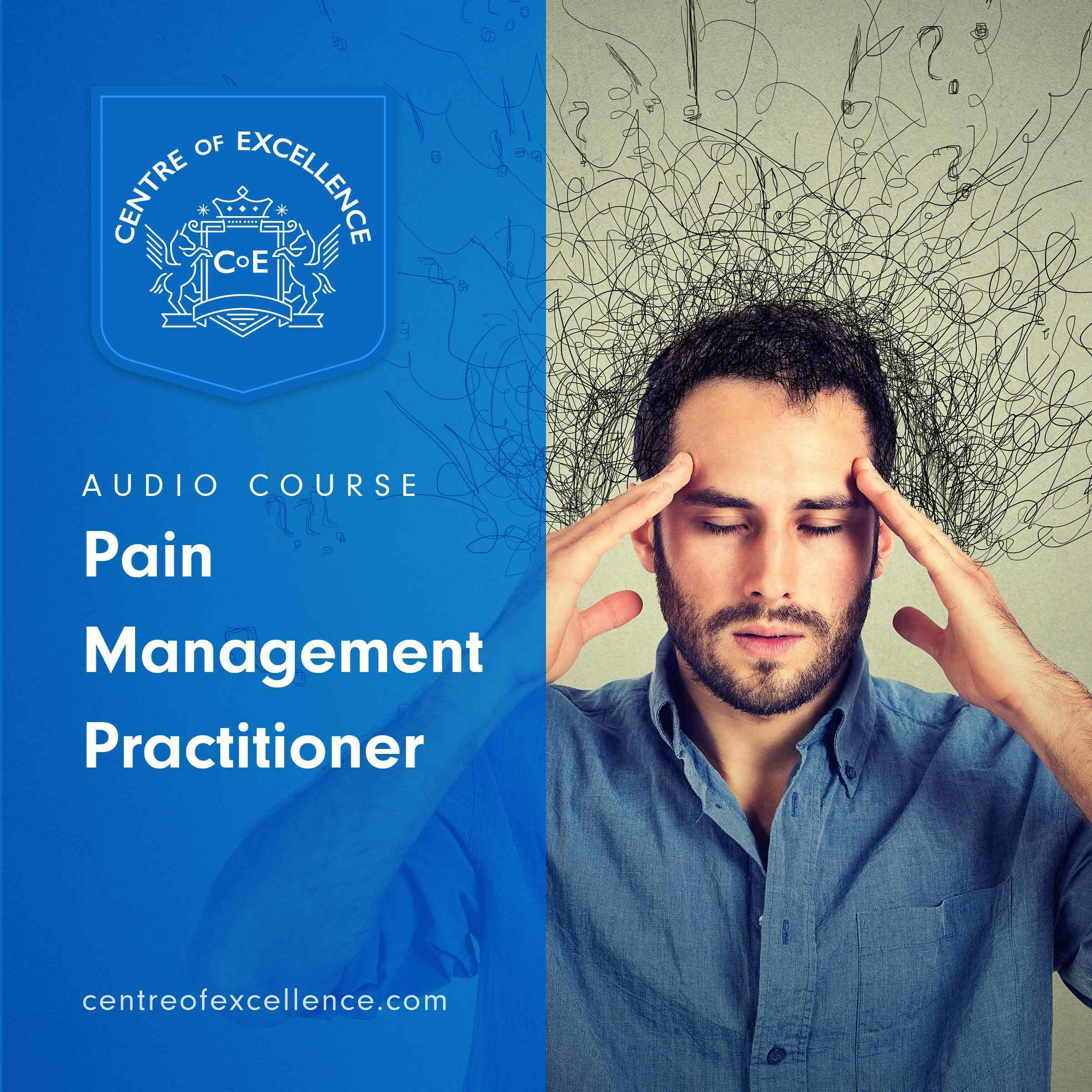 Printable Pain Management Practitioner Audiobook Cover Art