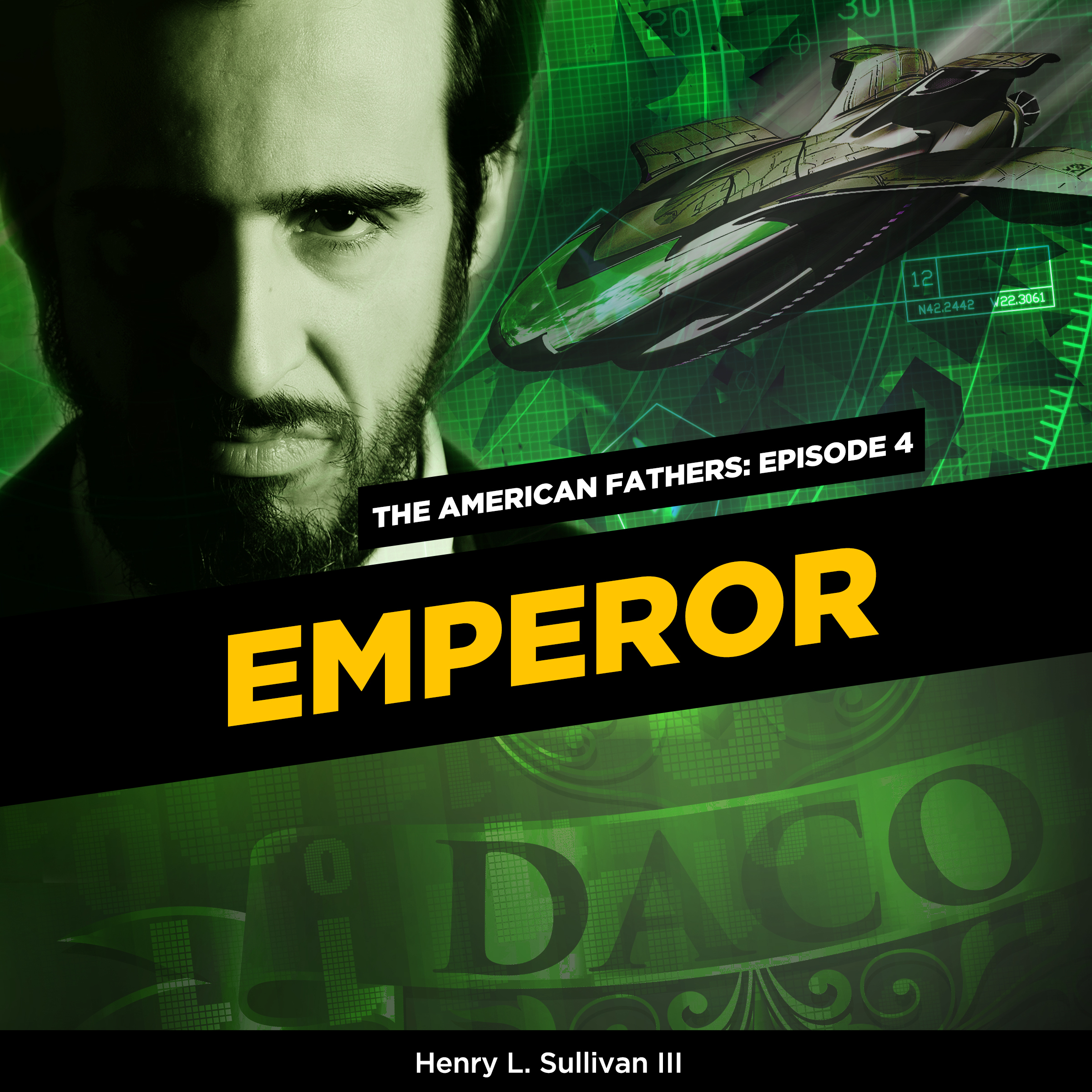 Printable THE AMERICAN FATHERS EPISODE 4: EMPEROR Audiobook Cover Art