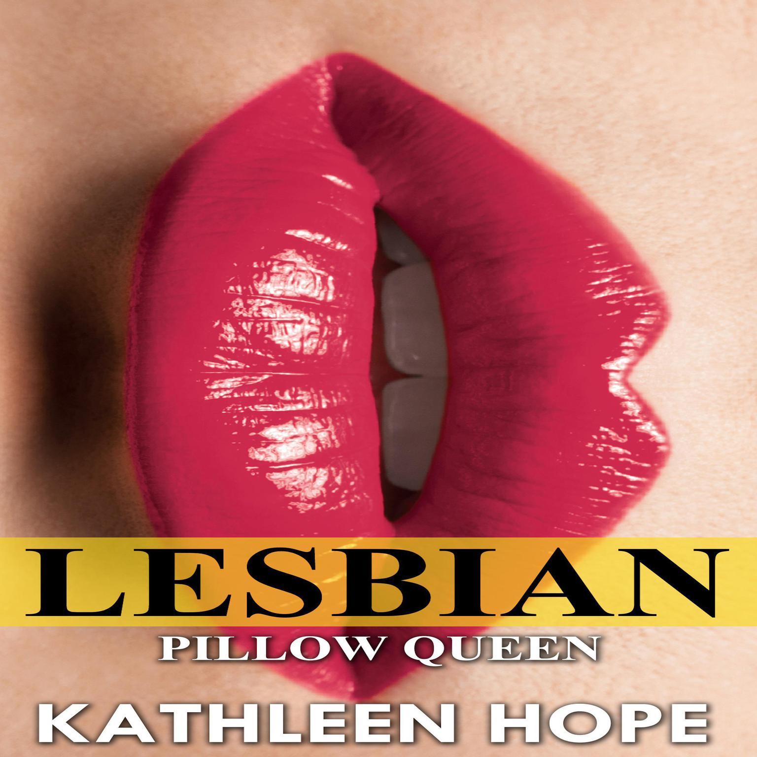 Printable Lesbian: Pillow Queen Audiobook Cover Art