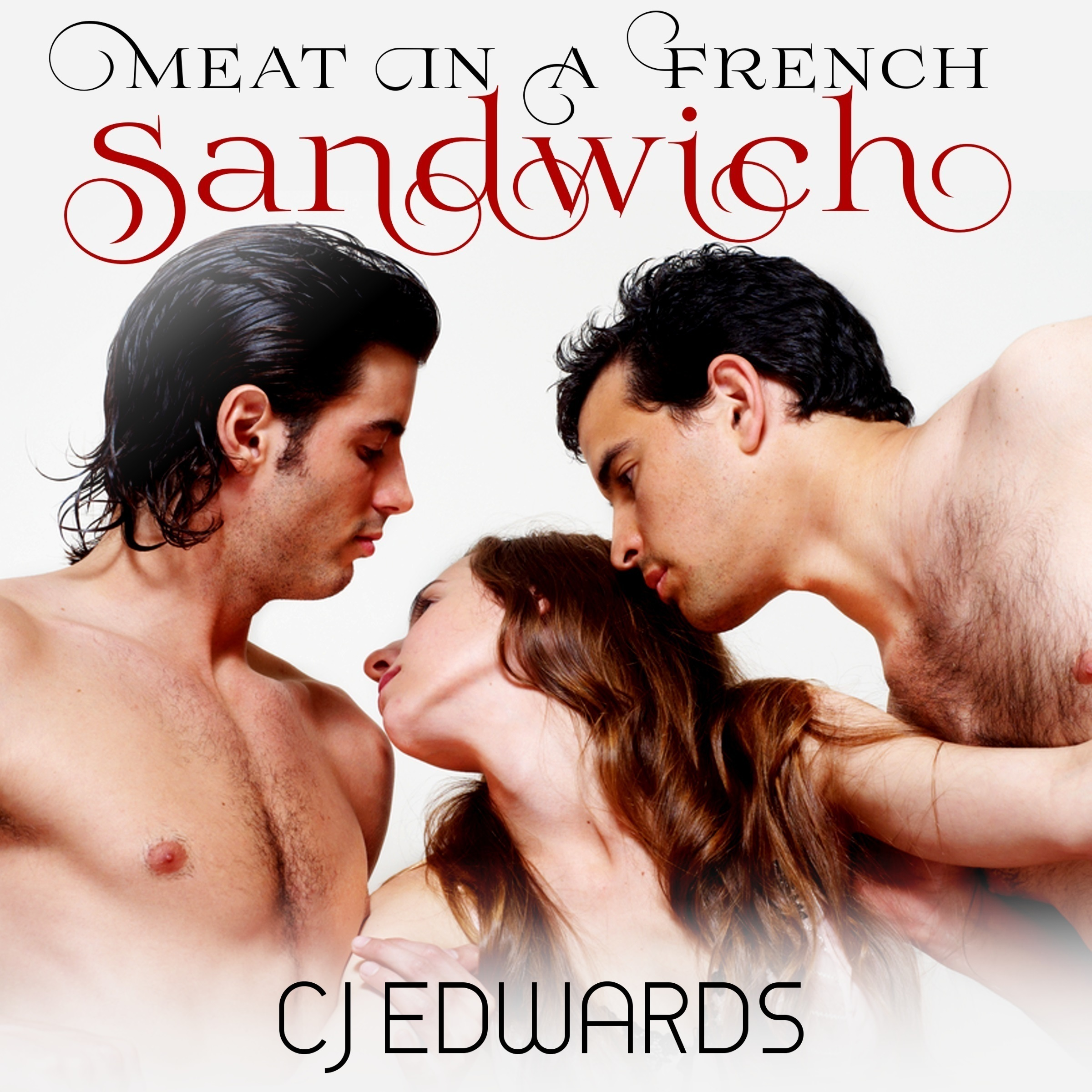 Printable Meat in a French Sandwich  Audiobook Cover Art