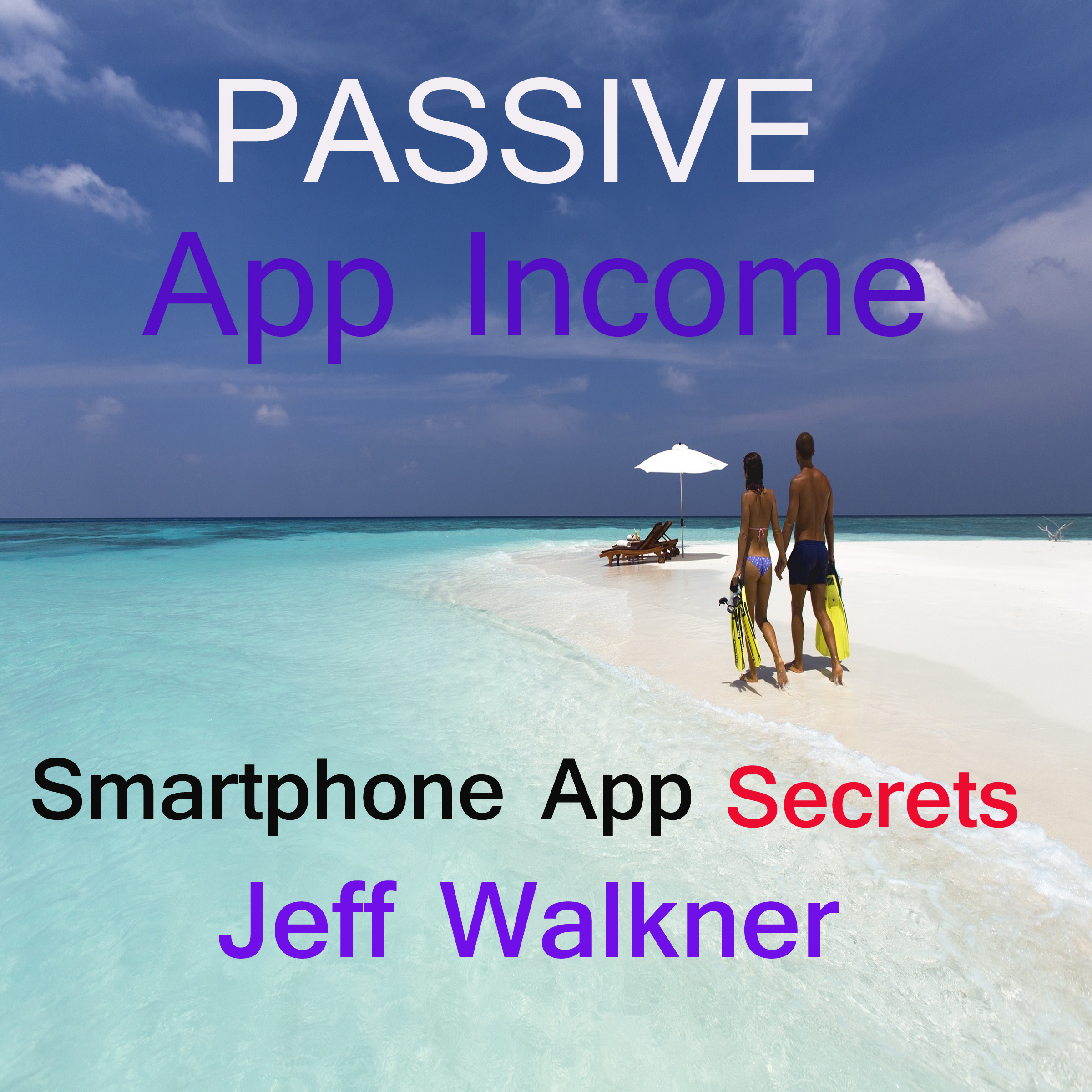 Printable Passive App Income -an internet marketers smartphone app income secrets Audiobook Cover Art