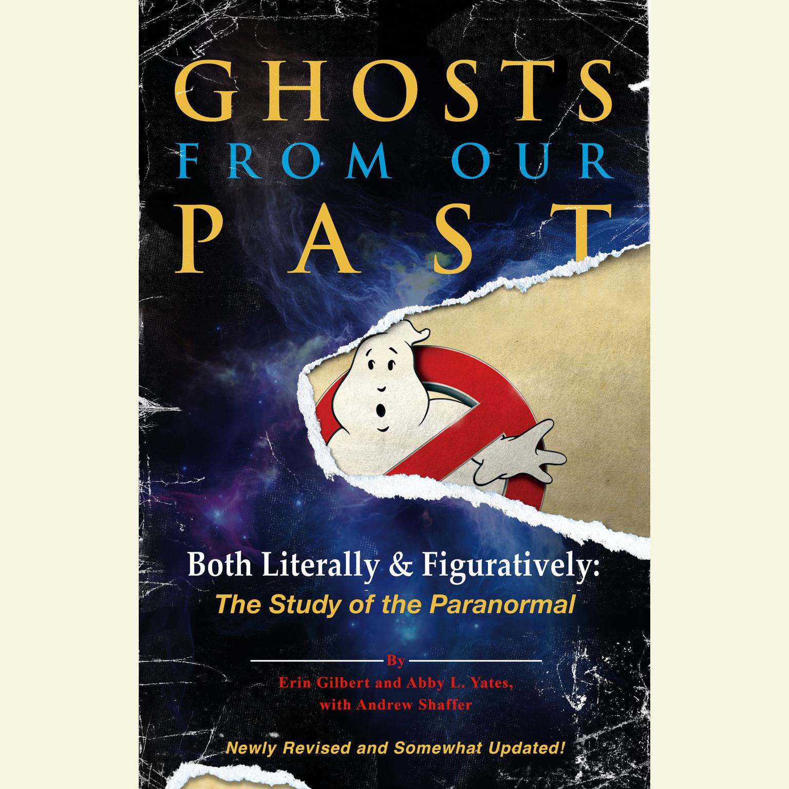 Printable Ghosts from Our Past: Both Literally and Figuratively: A Study of the Paranormal Audiobook Cover Art